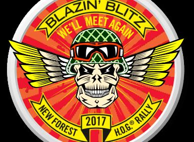 Ride to Blazin' Blitz