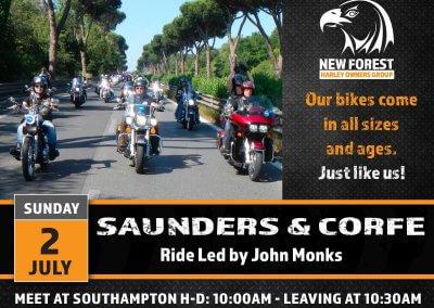 Saunders & Corfe
