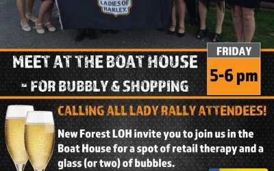 Calling all Lady Rally Attendees!