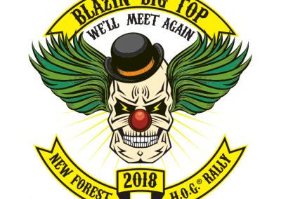 Blazin' Big Top