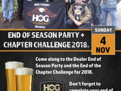 End of Season Party at SH-D