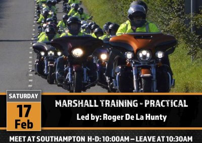 Marshall/Marshall Improver Practical Training