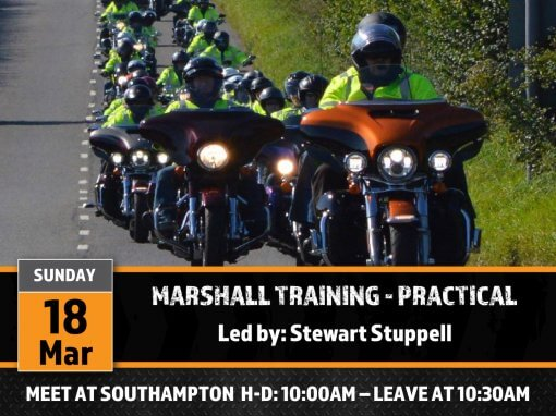 Marshall/Marshall Improver Practical Training